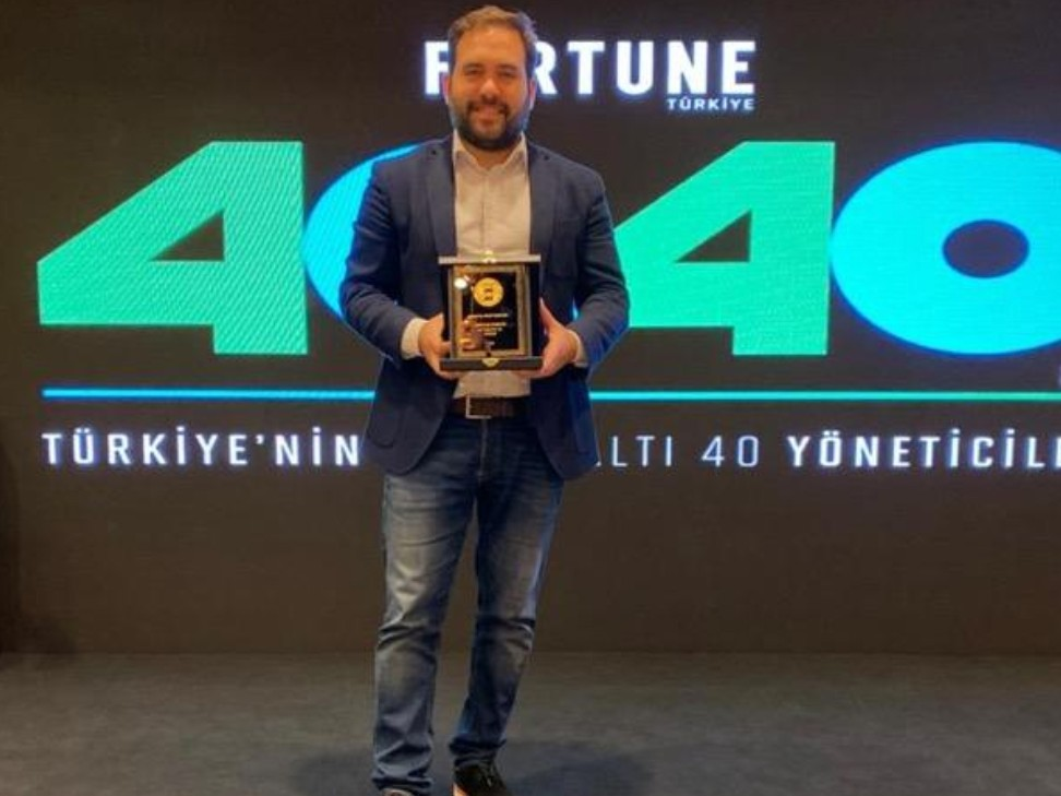 firat işbecer fortune 40 under 40