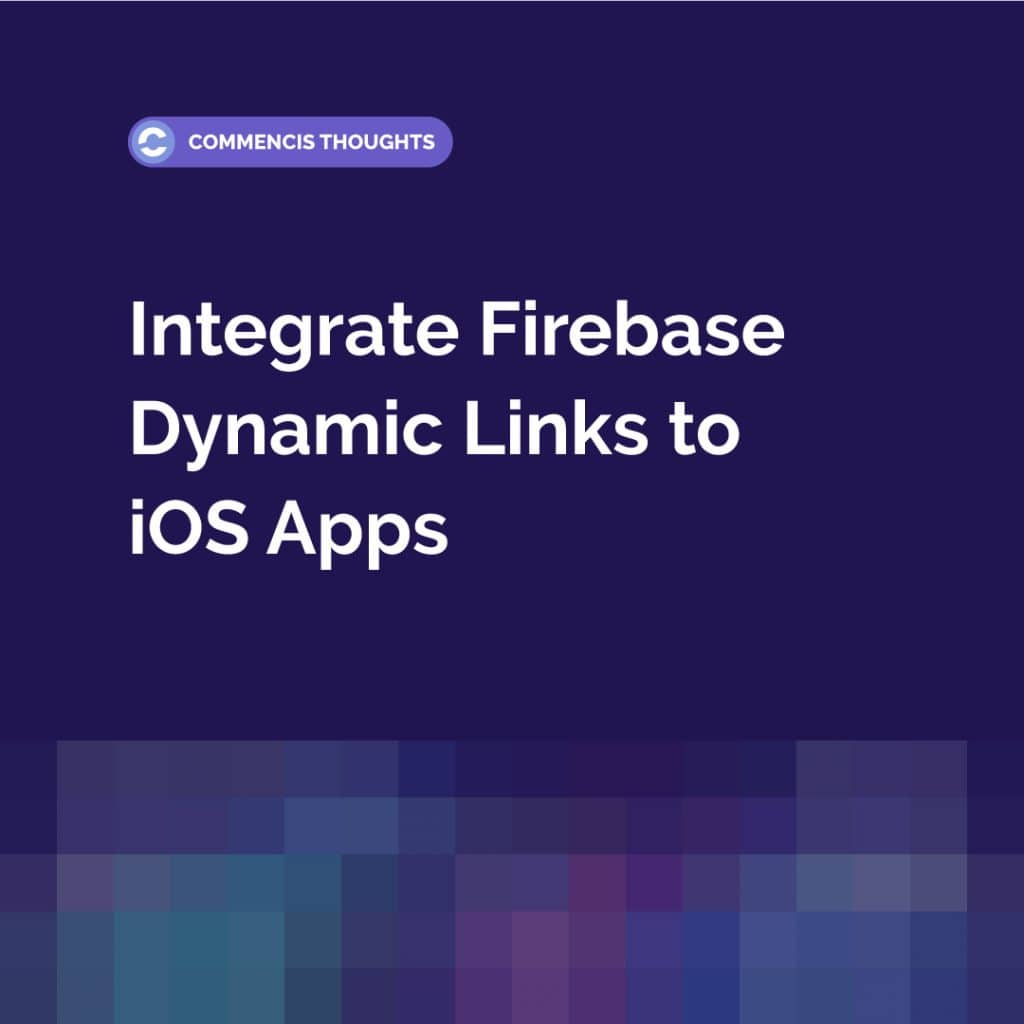 firebase integration