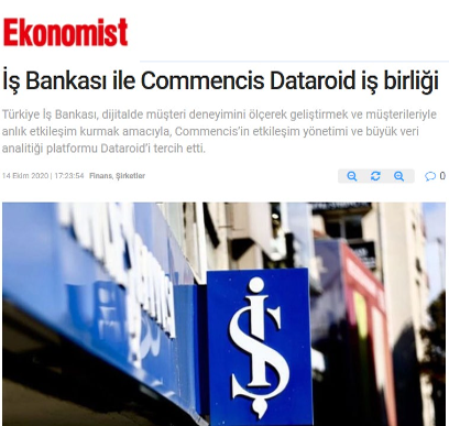 is bankasi commencis