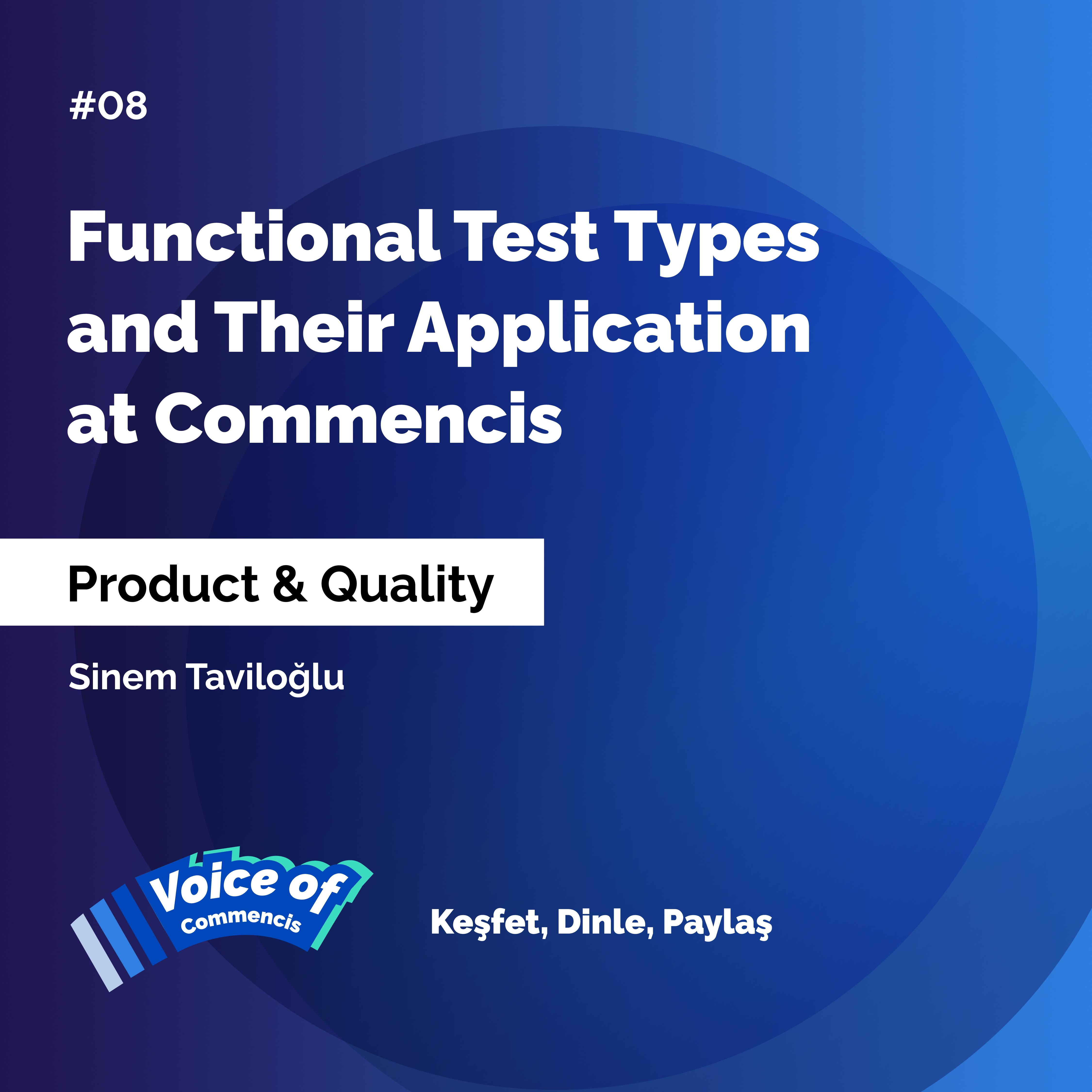 functional test types
