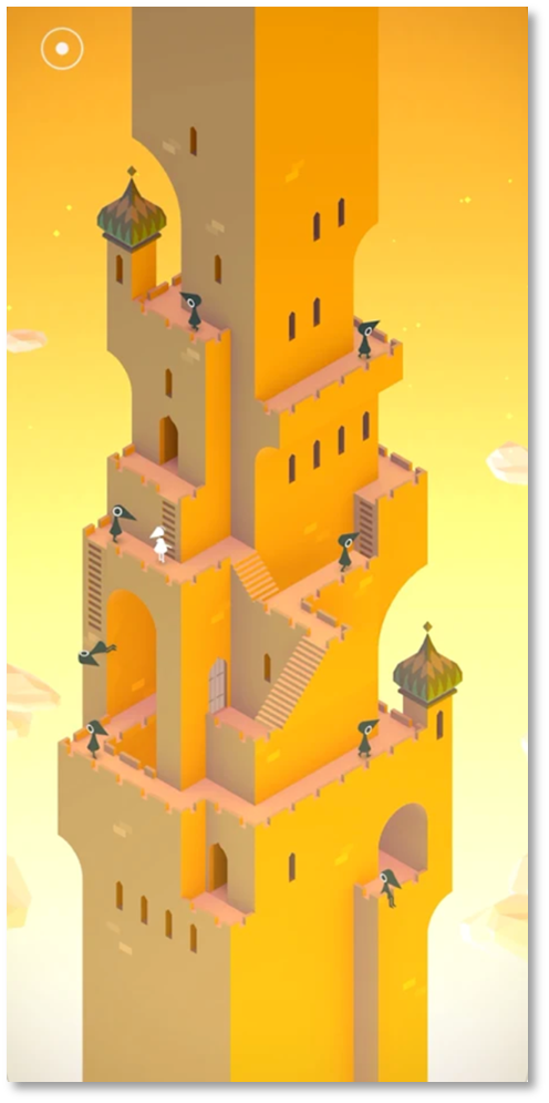Monument Valley Game App