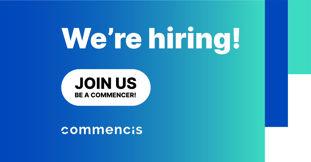 commencis careers hiring